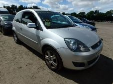 FORD   FIESTA MK 6   Gearbox Manual. 5 Speed  1.4  PETROL    Tested